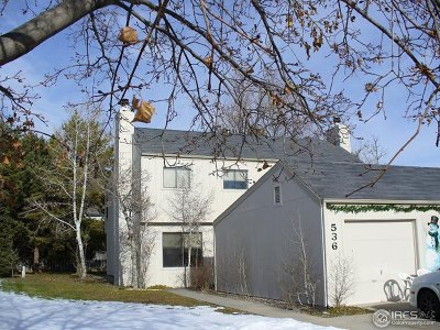 Multi Family Home For Sale: 536 Strachan Dr