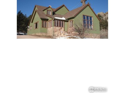 Boulder County Multi Family Home For Sale: 17900 W County Road 74e