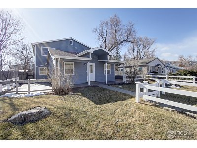 Golden Single Family Home For Sale: 605 2nd St