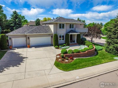 Fort Collins Single Family Home For Sale: 6249 Eagle Ridge Ct