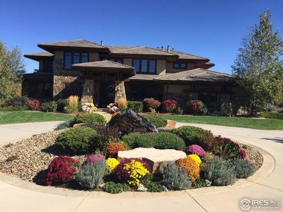 Boulder CO Single Family Home For Sale: $2,800,000