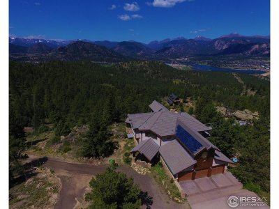 Estes Park Single Family Home For Sale: 2864 E Highway 36