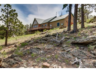 Loveland Single Family Home For Sale: 850 Lone Wolf Rd