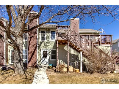 Fort Collins Condo/Townhouse For Sale: 300 Sundance Cir #103