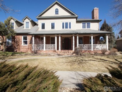 Boulder CO Single Family Home For Sale: $1,499,999