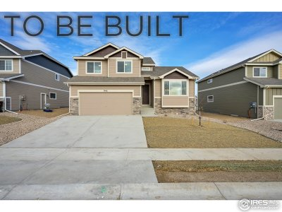 Greeley Single Family Home Active-Backup: 8629 16th St Rd