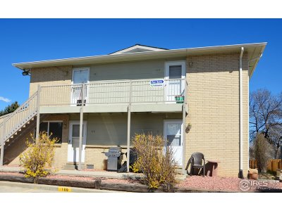 Longmont Condo/Townhouse For Sale: 2003 Terry St #109