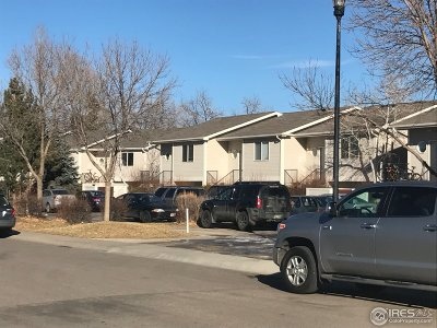Boulder County Multi Family Home For Sale: 702 Glenmoor Dr