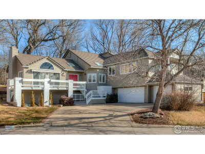 Boulder CO Single Family Home For Sale: $2,100,000