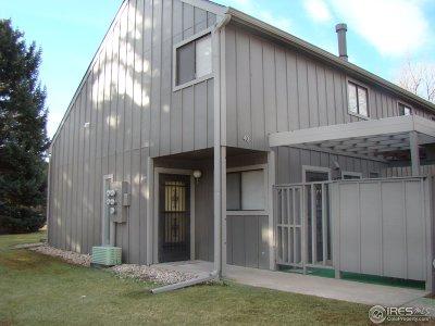 Condo/Townhouse For Sale: 705 E Drake Rd #40