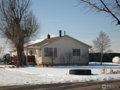 Platteville Single Family Home For Sale: 15873 County Road 25.5