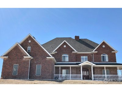 Keenesburg CO Single Family Home For Sale: $900,000