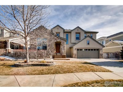 Broomfield Single Family Home For Sale: 14252 Piney River Rd