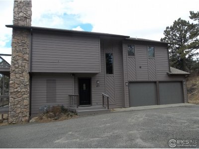 Estes Park CO Condo/Townhouse For Sale: $495,000