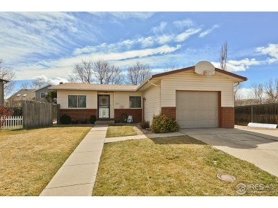 Longmont Single Family Home For Sale: 1852 Lincoln Dr