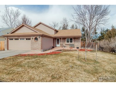 Longmont Single Family Home For Sale: 1628 23rd Ave