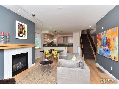 Boulder CO Condo/Townhouse For Sale: $980,000
