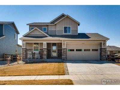 Firestone Single Family Home For Sale: 4708 Colorado River Dr