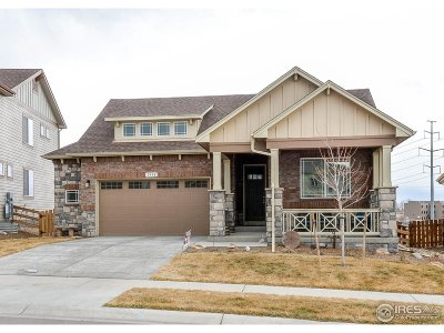 Fort Collins Single Family Home For Sale: 1938 Blue Yonder Way