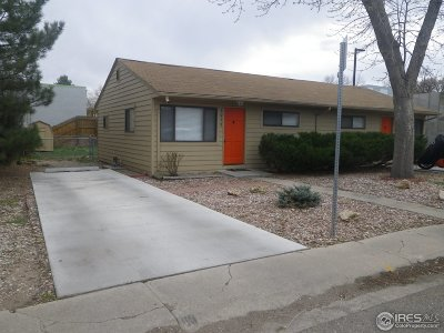 Fort Collins Multi Family Home For Sale: 2008 Spring Ct