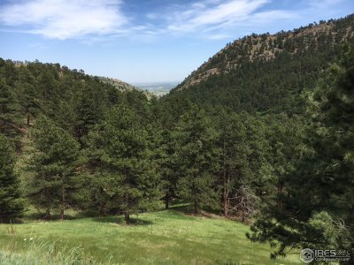 Boulder Residential Lots & Land For Sale: Wagonwheel Gap Rd
