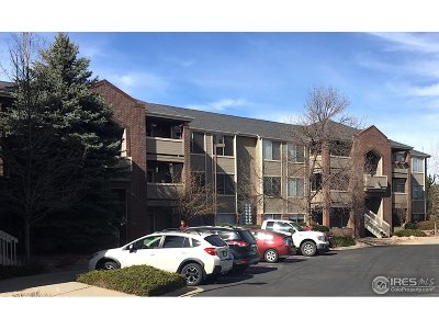 Boulder CO Condo/Townhouse For Sale: $400,000