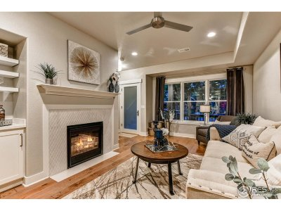 Fort Collins Condo/Townhouse For Sale: 1026 W Mountain Ave
