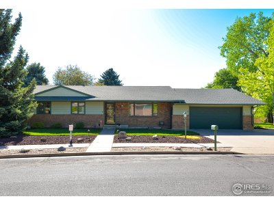 Loveland Single Family Home For Sale: 2934 Alamosa Ct