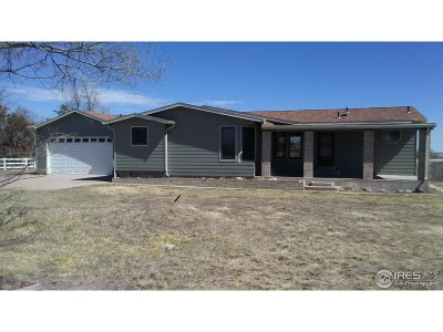 Merino Single Family Home For Sale: 6156 County Road 18