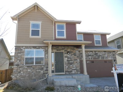 Fort Collins Single Family Home For Sale: 820 Ridge Runner Dr