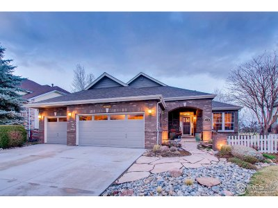 Loveland Single Family Home For Sale: 4283 Golf Vista Dr