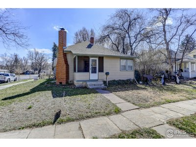 Fort Collins Multi Family Home For Sale: 331 Garfield St