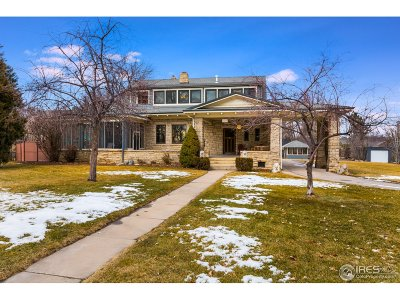Longmont Single Family Home For Sale: 1228 3rd Ave