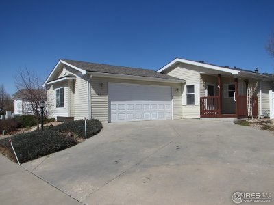 Fort Collins Single Family Home For Sale: 821 Sunchase Dr
