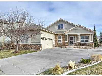 Broomfield Single Family Home For Sale: 2577 Bay Point Ln