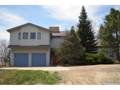 Fort Collins Single Family Home For Sale: 1600 Serramonte Dr
