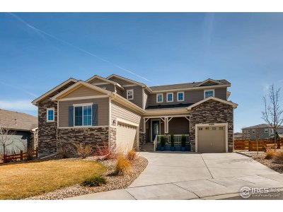 Broomfield Single Family Home For Sale: 14980 Blue Jay Ct