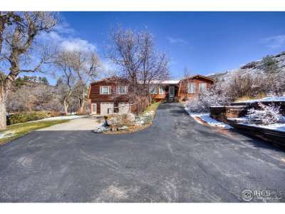 Lyons Single Family Home For Sale: 1200 Ponderosa Hill Rd