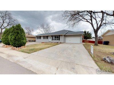 Denver Single Family Home For Sale: 3900 W Floyd Ave