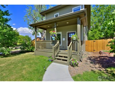 Denver Single Family Home For Sale: 5180 Stuart St