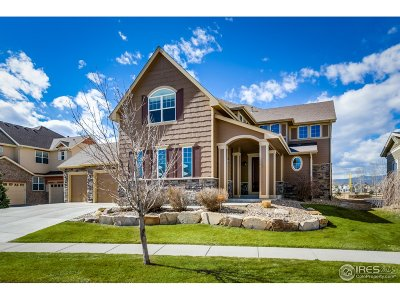Arvada Single Family Home For Sale: 8881 Deframe St