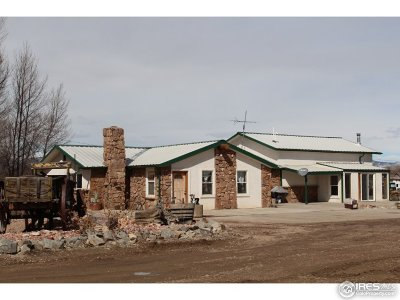 Loveland Single Family Home For Sale: 441 W County Road 16