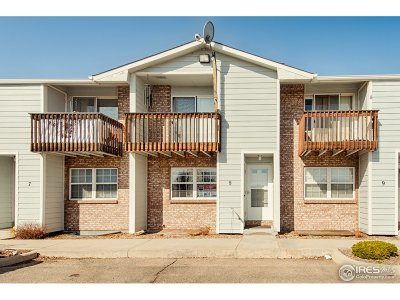 Longmont Condo/Townhouse For Sale: 1885 Terry St #8