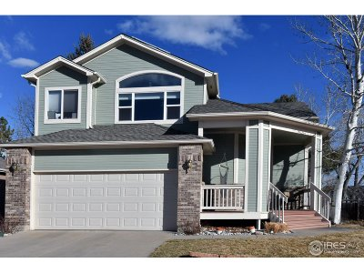 Boulder Single Family Home For Sale: 4860 10th St
