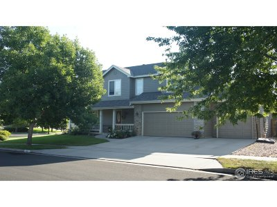 Windsor Single Family Home For Sale: 1401 Willow Way