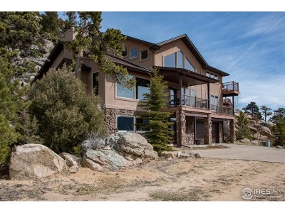 Estes Park Single Family Home For Sale: 197 Curry Dr