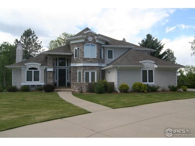 Niwot Single Family Home For Sale: 8371 Pawnee Ln