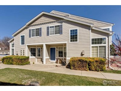 Fort Collins Condo/Townhouse Active-Backup: 2602 Timberwood Dr #13