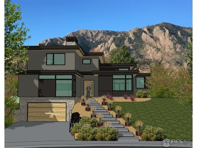 Boulder CO Single Family Home Active-Backup: $3,400,000