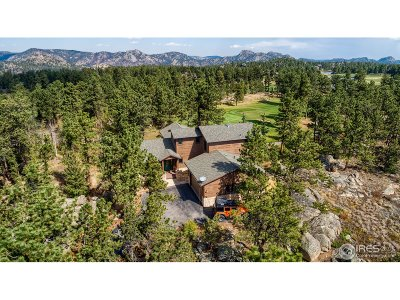 Red Feather Lakes Single Family Home For Sale: 1927 Fox Acres Dr